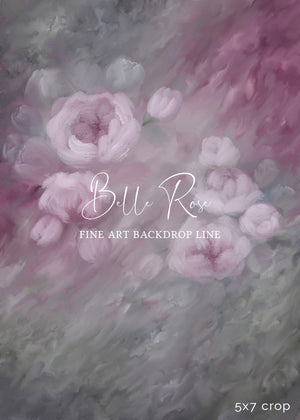 Belle Rose photography backdrop & background
