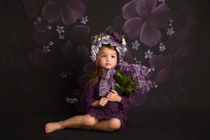 Viola photography backdrop & background