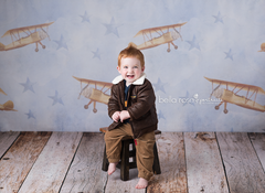 Photography Backdrop Background | Flying High