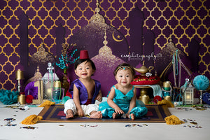 Photography Backdrop Background | Arabian Nights