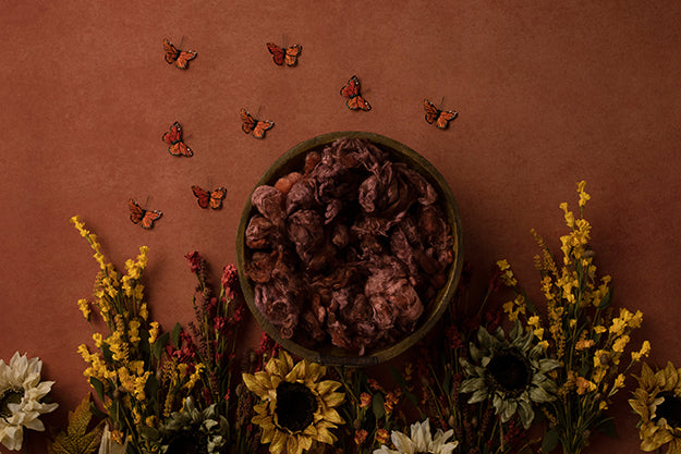 Digital Backdrop | Blooming Autumn Coll. | Autumn Afternoon