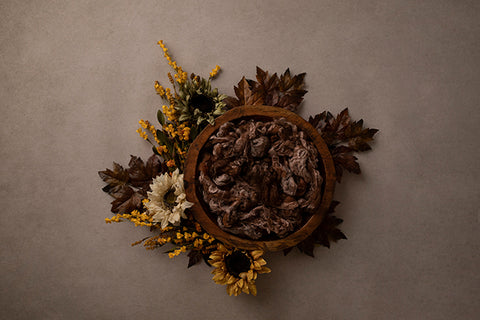 Digital Backdrop | Autumn Harvest Coll. | Autumn Blooms