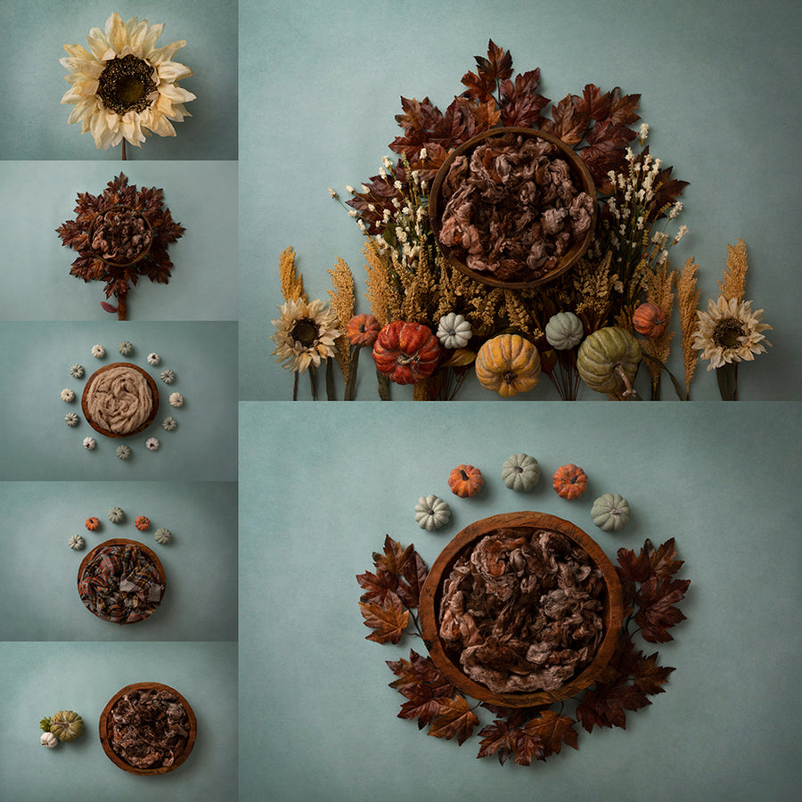 Autumn Days Collection | Digital photography backdrop & background