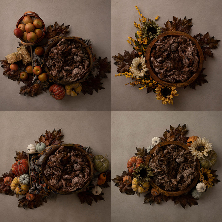 Autumn Harvest Collection | Digital photography backdrop & background