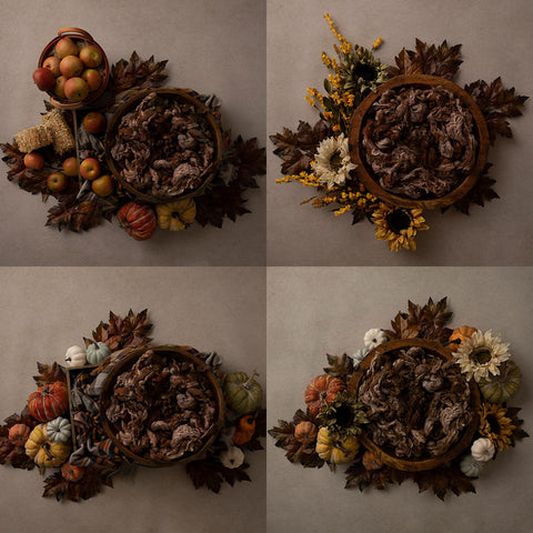 Digital Backdrop | Autumn Harvest Collection