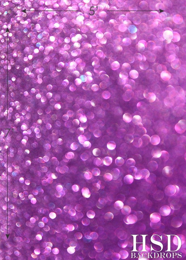 Purple Bokeh photography backdrop & background