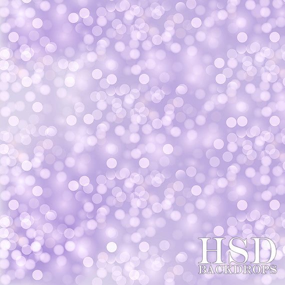 Lavender Bokeh - HSD Photography Backdrops