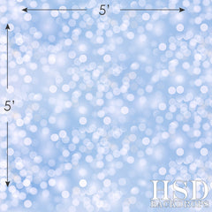 Photography Backdrop - Photo Background | Baby Blue Bokeh