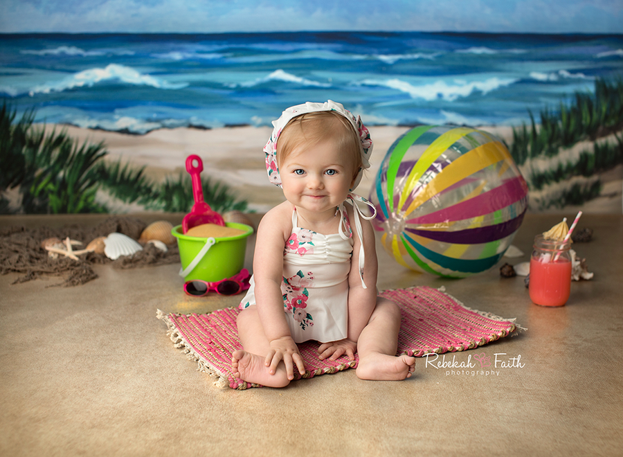 Sandwood Bay photography backdrop & background