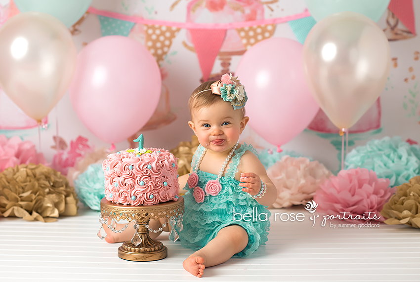 The Bakery photography backdrop & background