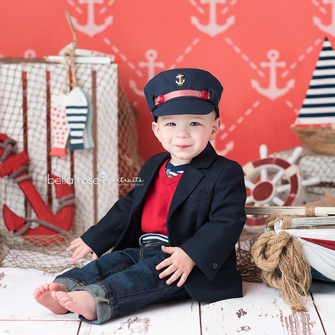 Photography Backdrop Background | Ahoy There