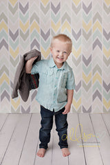 Boys Photography Backdrop | Carson