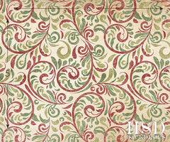 Holiday Photography Backdrops | Christmas Swirls