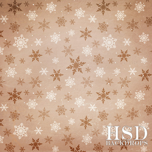 Snowfall - HSD Photography Backdrops
