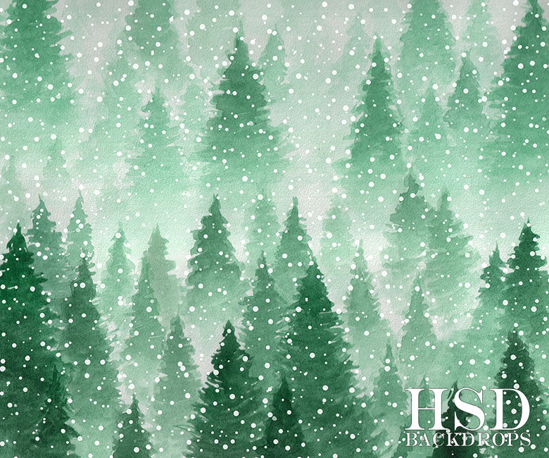 Winter | McCall - HSD Photography Backdrops