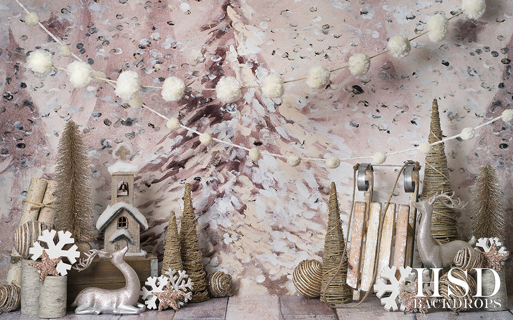 Rustic Christmas Photography Backdrops Christmas Photo