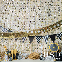 Photography Backdrop | New Years Celebration Set Up