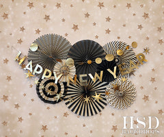 Photography Backdrop | New Years Celebration