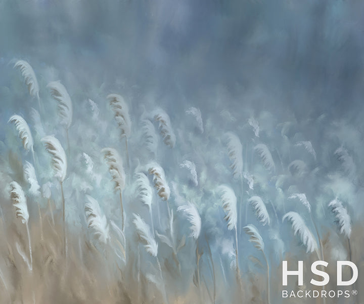 Frosty Winter Winds - HSD Photography Backdrops