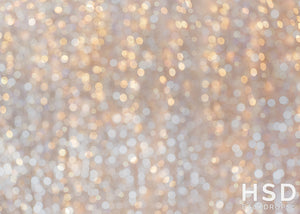 Twinkle Lights and Sparkle Christmas photography backdrop & background
