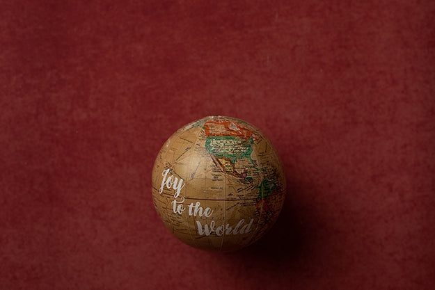 Digital Backdrop | Joy to the Wold Coll. | Xmas Around the World