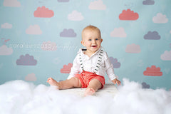 Photography Backdrop | In the Clouds