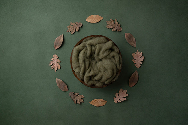 Digital Backdrop | Autumn Elements Coll. | Crisp Fall