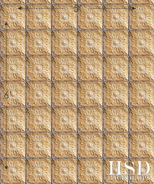 Antique Tin Tile photography backdrop & background