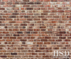 Photography Backdrop Background | Vintage Brick Wall