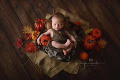 Photography Backdrop Floor Drop  | Dark Rustic Wood