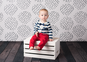 Dots photography backdrop & background