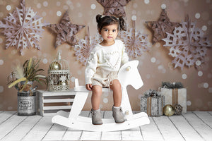 Bokeh Snowflakes - HSD Photography Backdrops