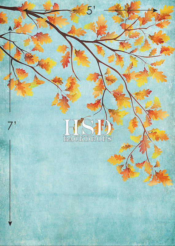 Hanging Tree Branch photography backdrop & background
