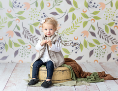 Photography Backdrop Background | Mia Floral