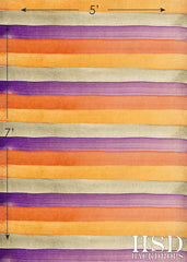 Photography Backdrop Background | Halloween Watercolor Stripes