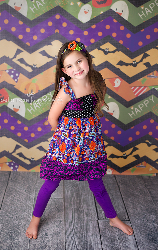 Trick or Treat photography backdrop & background