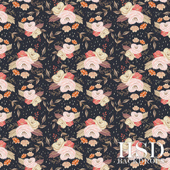 Photography Backdrop Background  | Gianna Floral