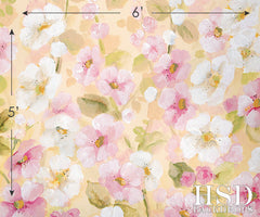 Photography Backdrop | Ashlynn Floral