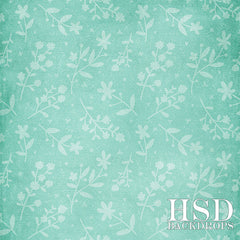 Photography Backdrop Background | Botanical Mint
