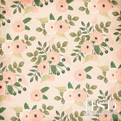 Photography Backdrop Background | Faith Floral