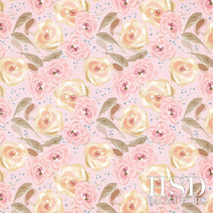 Photography Backdrop Background | AnnaBelle Floral