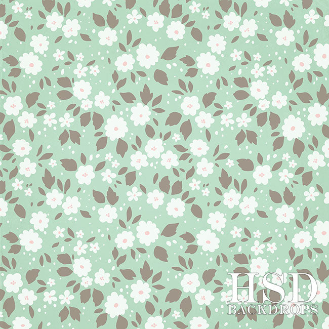 Photography Backdrop Background | Neveah Floral