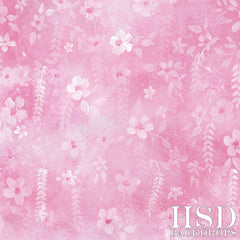 Floral Photography Backdrop Background | Leah