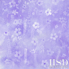 Floral Photography Backdrop Background | Hayden