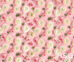 Photography Backdrop Background | Precious Peonies