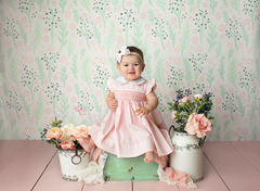 Floral Photography Backdrop | Makinly