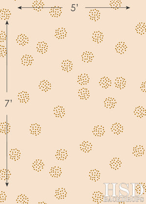 Gold Speckles photography backdrop & background
