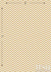 Photography Backdrop | Gold Chevron