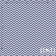 Photography Backdrop | Navy Chevron