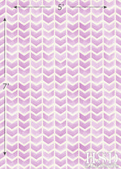 Photography Backdrop | Purple Chevron Arrows